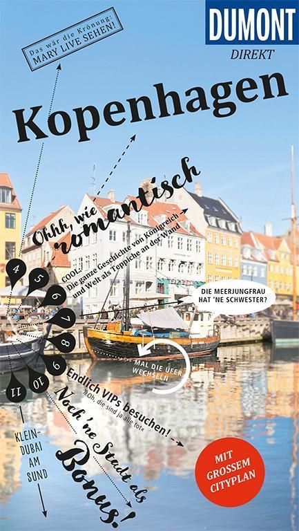 DuMont direkt Reiseführer Kopenhagen als Buch