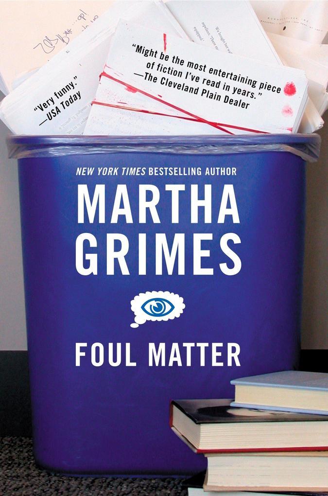 Foul Matter als Taschenbuch
