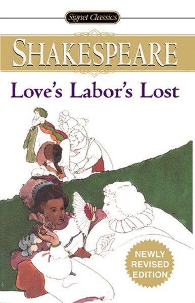Love's Labor's Lost als Taschenbuch