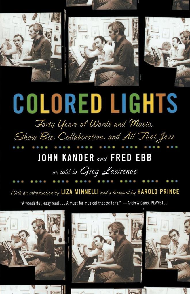 Colored Lights als Taschenbuch