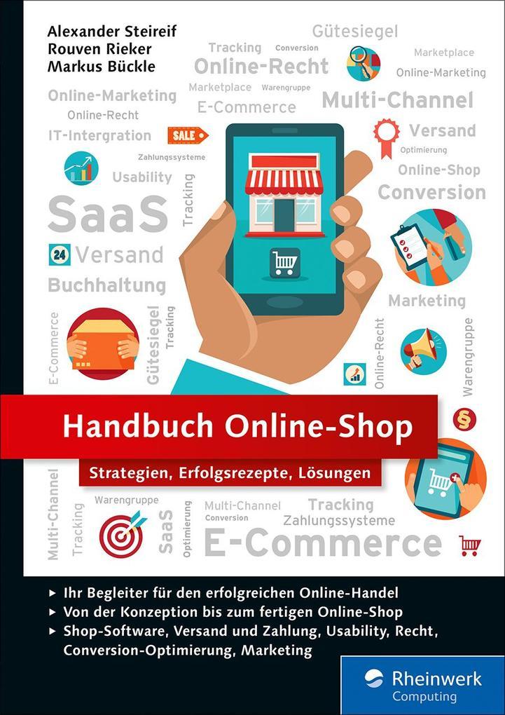 Handbuch Online-Shop als eBook Download von Ale...