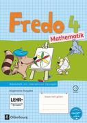Fredo - Mathematik - Ausgabe A 4. Schuljahr für alle Bundesländer (außer Bayern) - Arbeitsheft mit interaktiven Übungen auf scook.de