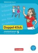 Doppel-Klick 5. Jahrgangsstufe - Mittelschule Bayern - Arbeitsheft mit interaktiven Übungen auf scook.de