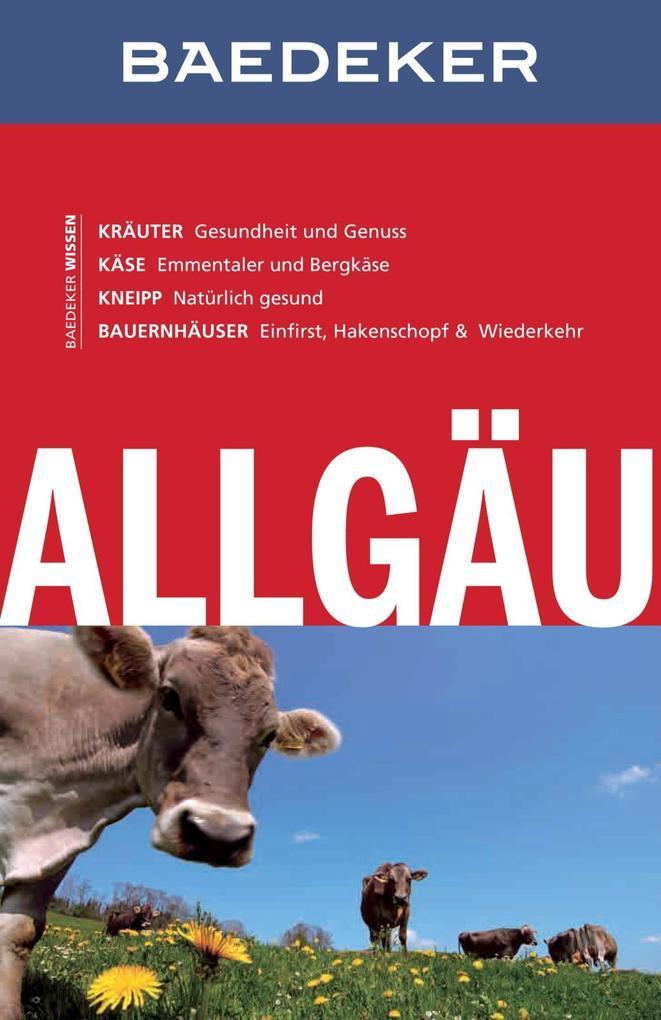 Baedeker Reiseführer Allgäu als eBook Download ...