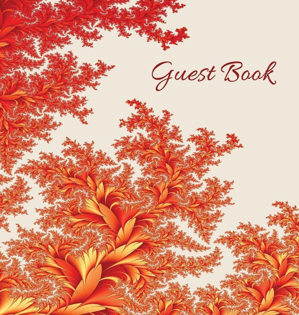 GUEST BOOK (Hardback), Visitors Book, Comments ...