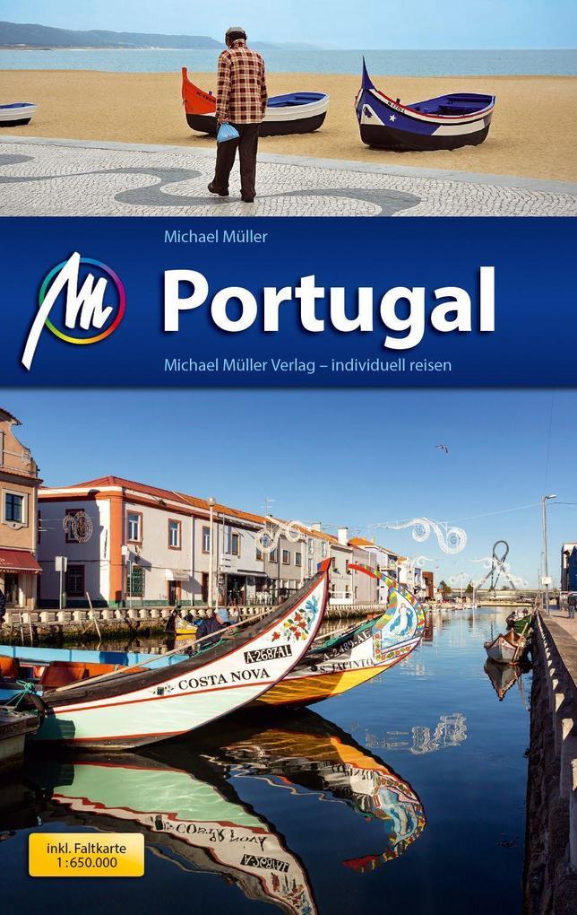 Portugal als Buch von Michael Müller