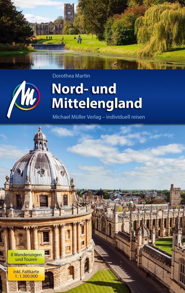 Nord- und Mittelengland als Buch
