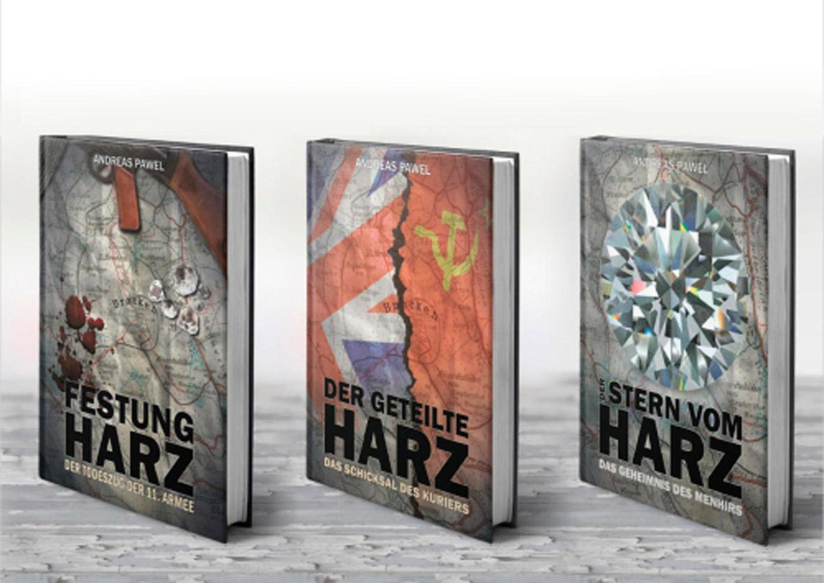 Diamantsaga aus dem Harz als Buch von Andreas P...