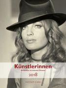 Künstlerinnen 2018 Wandkalender