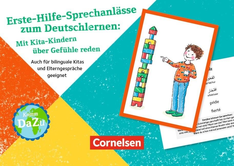 Erste Hilfe-Sprechanlässe zum Deutschlernen: Mi...