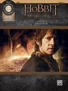 The Hobbit -- The Motion Picture Trilogy Instrumental Solos for Strings: Cello, Book & CD