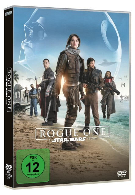 Rogue One - A Star Wars Story als DVD