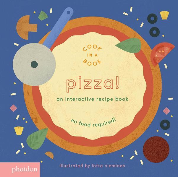 Pizza! als Buch (kartoniert)