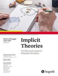 Implicit Theories als Buch von