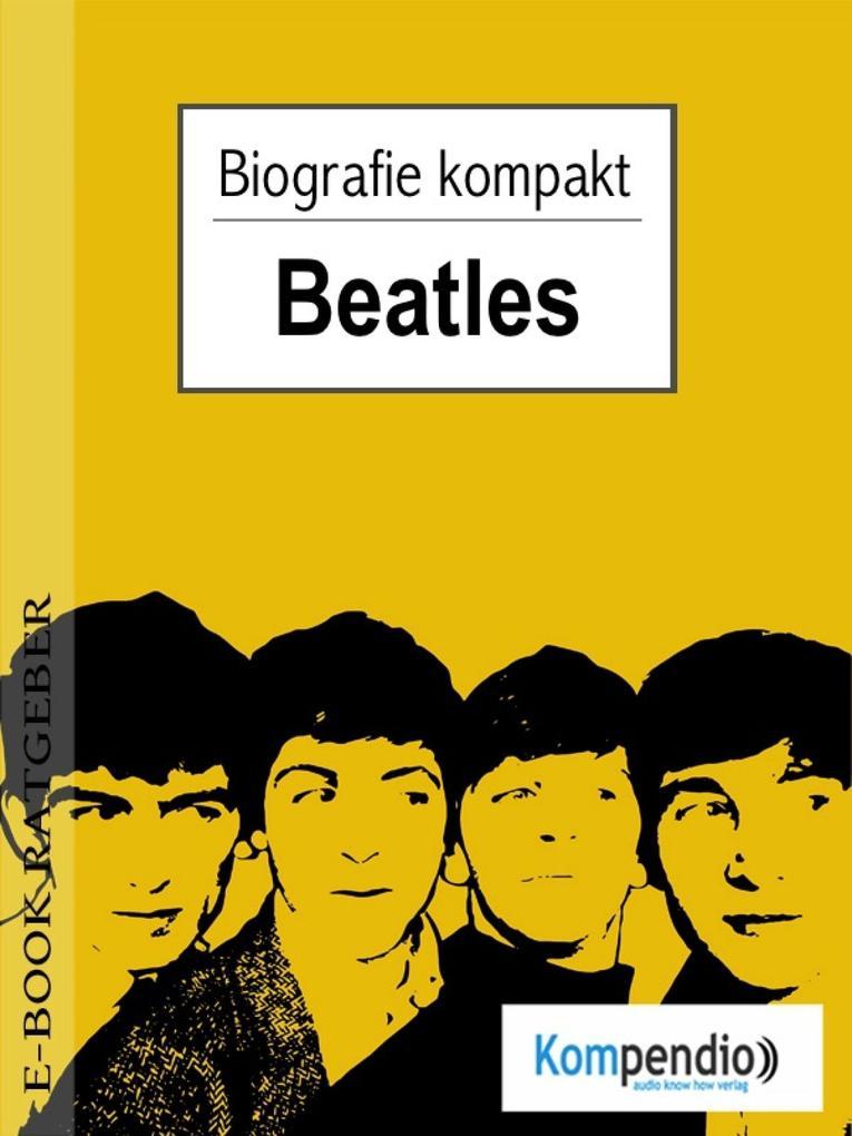 beatles (Kompaktbiografie) als eBook
