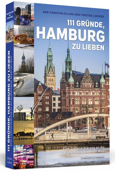 111 Gründe, Hamburg zu lieben als Taschenbuch