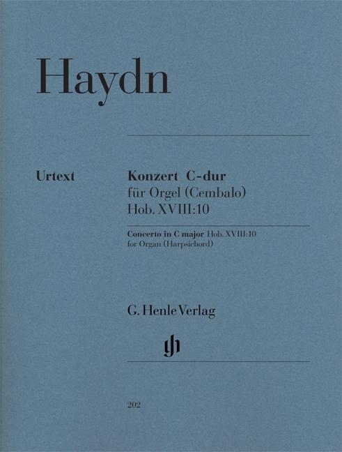 Konzert für Orgel (Cembalo) mit Streichinstrume...