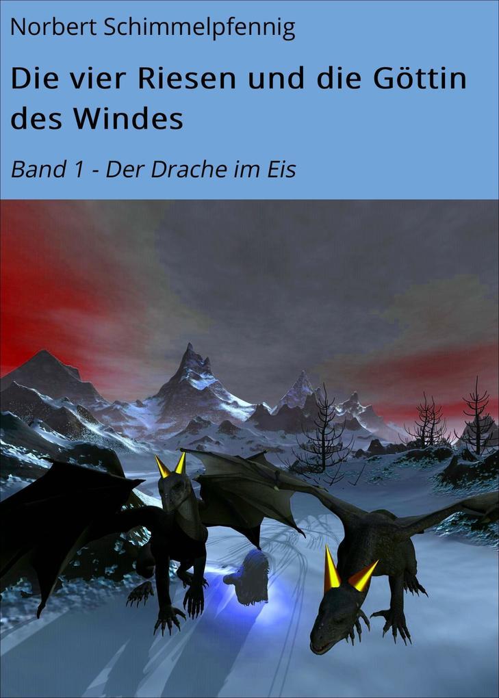 Die vier Riesen und die Göttin des Windes als eBook