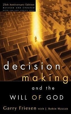 Decision Making and the Will of God als Taschenbuch