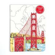 Notizbuch City - San Francisco