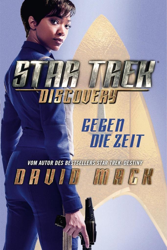Star Trek - Discovery 1: Gegen die Zeit als eBook