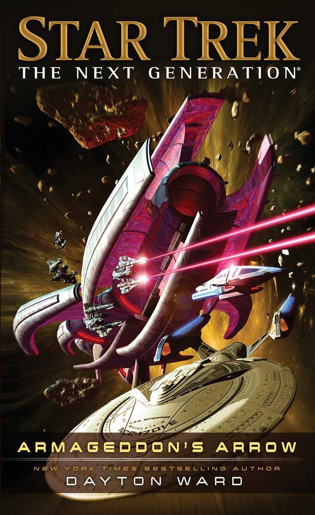 Star Trek - The Next Generation: Der Pfeil des Schicksals als eBook
