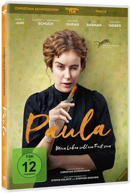 Paula als DVD