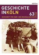 Geschichte in Köln 63 (2016)