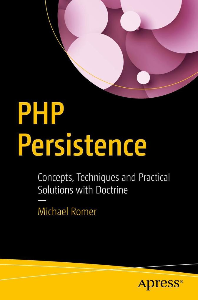 PHP Persistence als eBook Download von Michael ...