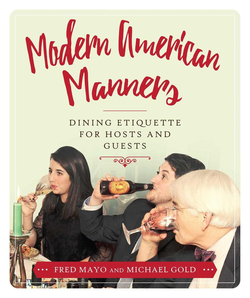 Modern American Manners als eBook Download von ...