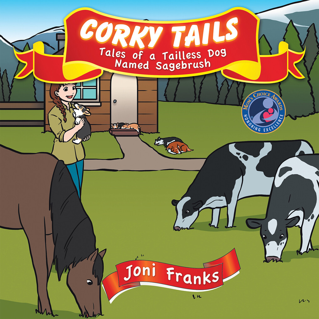 Corky Tails als eBook Download von Joni Franks