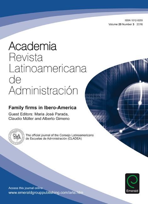 Family firms in Ibero-America als eBook Downloa...