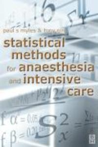 Statistical Methods for Anaesthesia and Intensive Care als Buch (kartoniert)