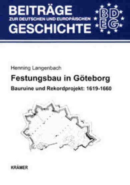 Festungsbau in Göteborg als Buch (kartoniert)