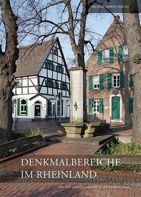 Denkmalbereiche im Rheinland als Buch von Elke ...