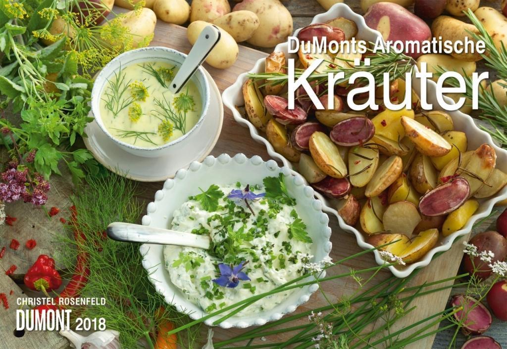 DuMonts Aromatische Kräuter 2018 als Kalender