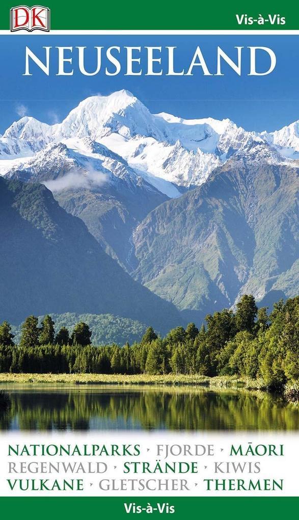 Vis-à-Vis Reiseführer Neuseeland als Buch