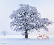 Bäume 2018 - Wandkalender