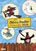 Otfried-Preußler-Kalender 2018 - DUMONT Kinderkalender