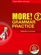 MORE! Grammar Practice 2, mit CD-ROM. Ausgabe D