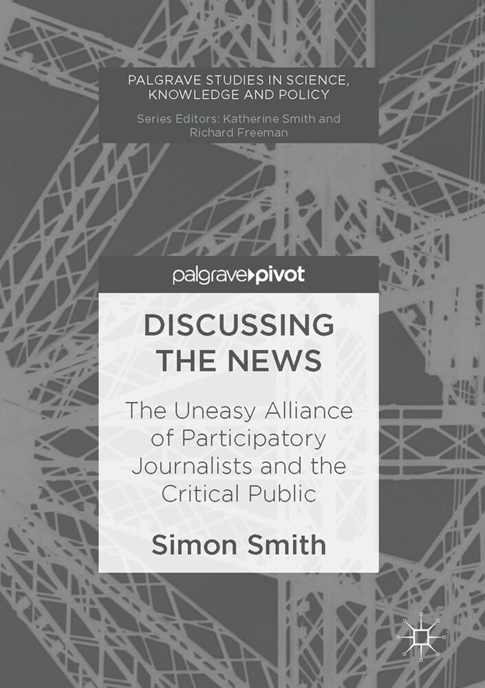 Discussing the News als Buch von Simon Smith