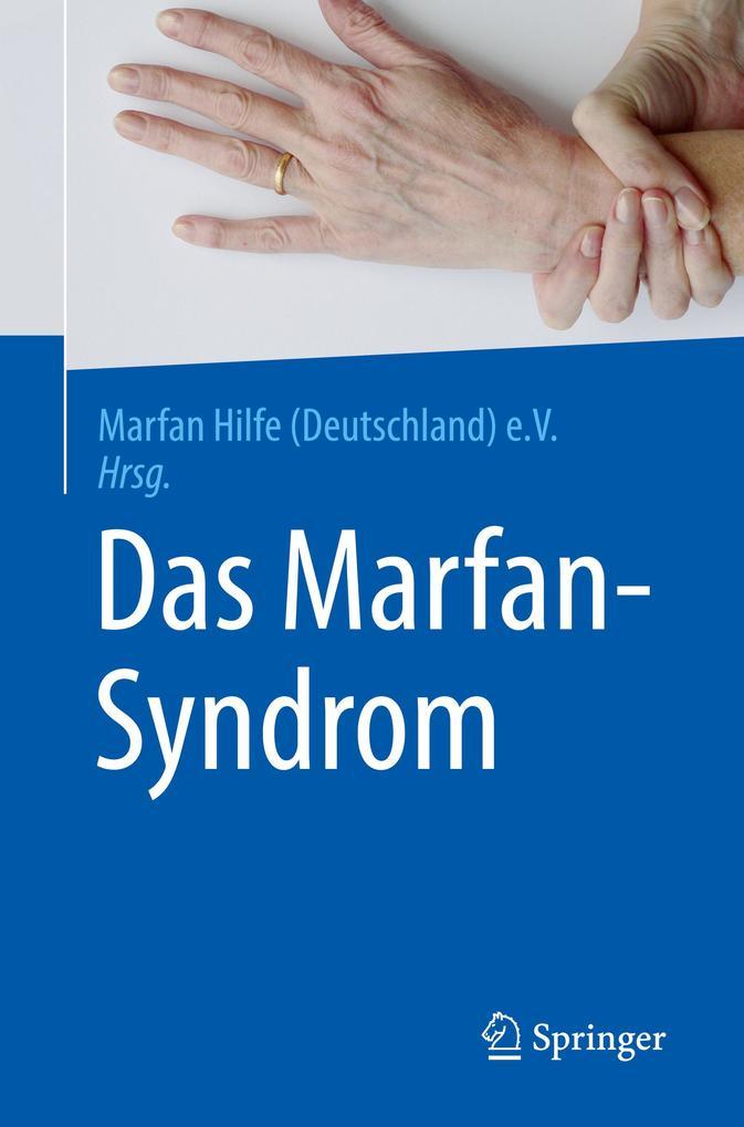 Das Marfan-Syndrom als Buch von