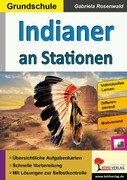Indianer an Stationen