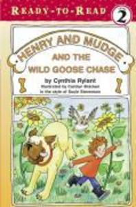 Henry and Mudge and the Wild Goose Chase: The Twenty-Third Book of Their Adventures als Taschenbuch