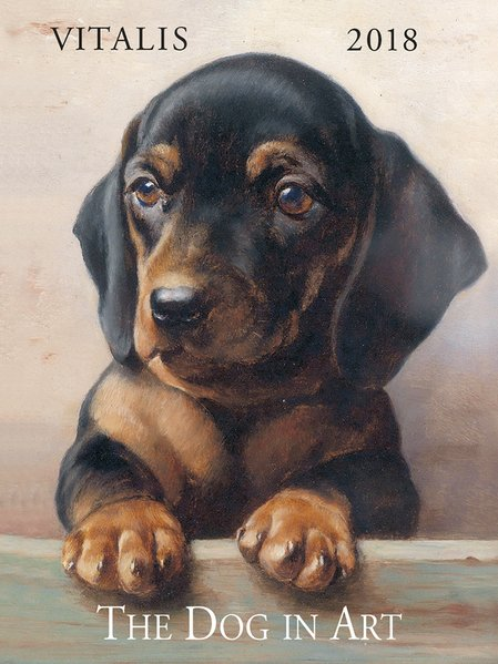 The Dog in Art 2018