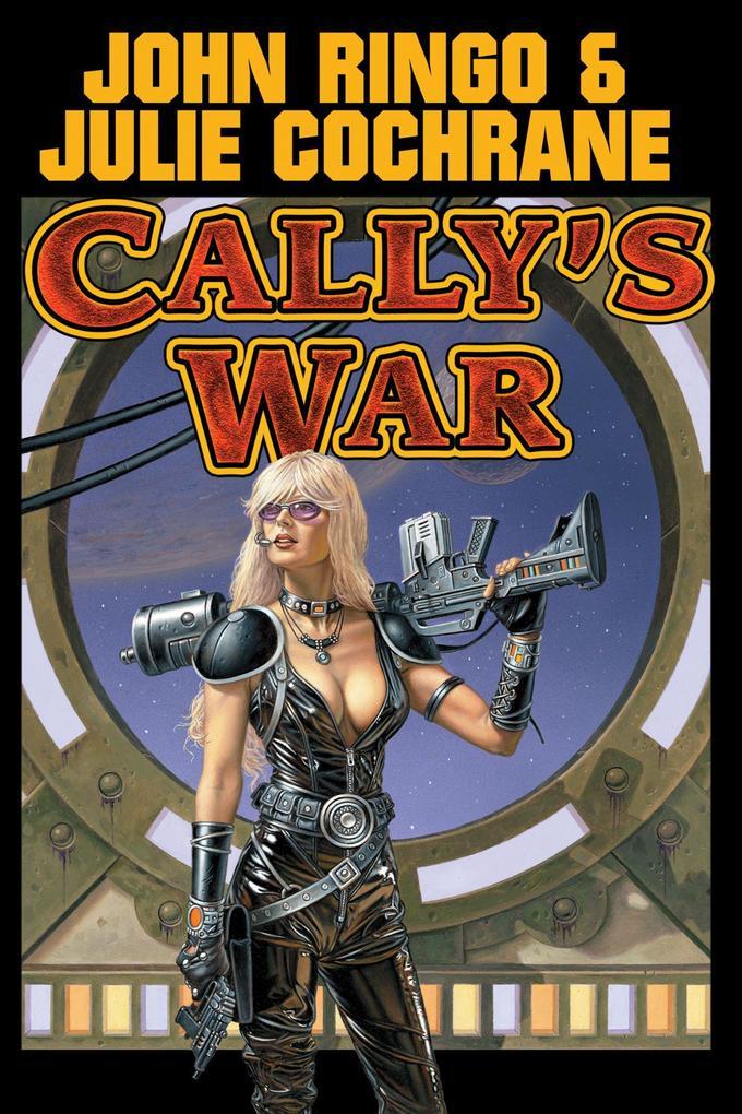 Cally's War als Buch