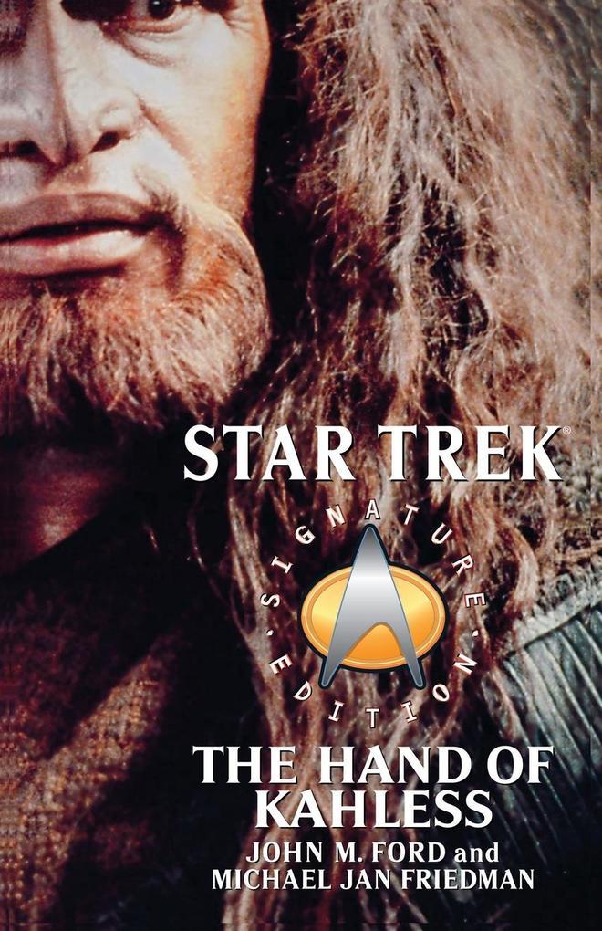 The Star Trek als Taschenbuch