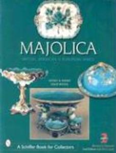 Majolica als Taschenbuch