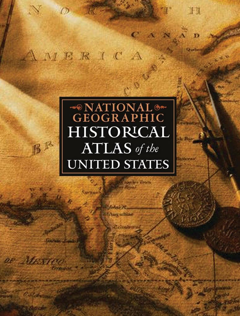 NATL GEOGRAPHIC HISTORICAL ATL als Buch