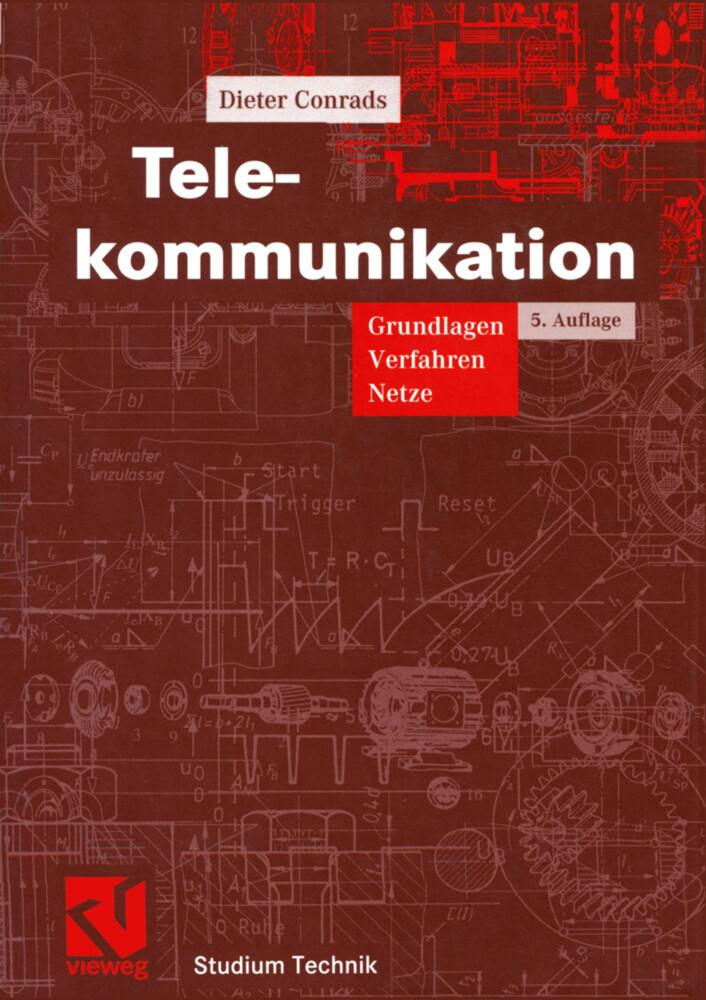 Telekommunikation als Buch